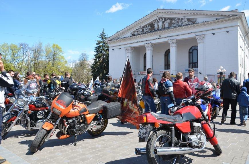 На дорогах Мариуполя появились байкеры (ФОТОРЕПОРТАЖ+ВИДЕО), фото-34