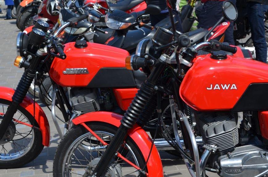 На дорогах Мариуполя появились байкеры (ФОТОРЕПОРТАЖ+ВИДЕО), фото-26