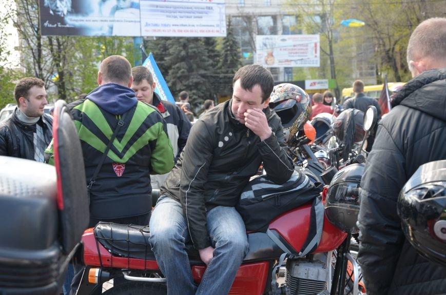 На дорогах Мариуполя появились байкеры (ФОТОРЕПОРТАЖ+ВИДЕО), фото-28