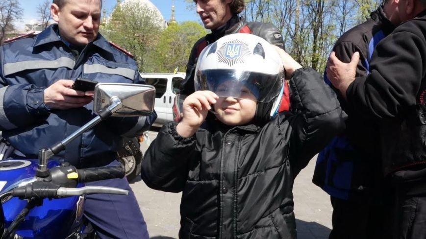 На дорогах Мариуполя появились байкеры (ФОТОРЕПОРТАЖ+ВИДЕО), фото-7