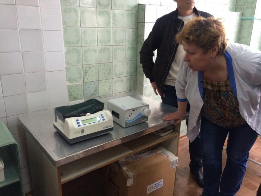 Мариупольская станция переливания крови получила от литовцев  дорогостоящее оборудование (ФОТО), фото-5