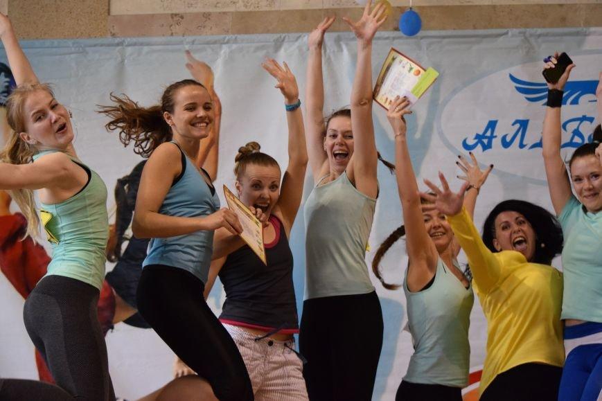 Балаковцы приняли участие в соревновательном марафоне по фитнесу (фото) - фото 5