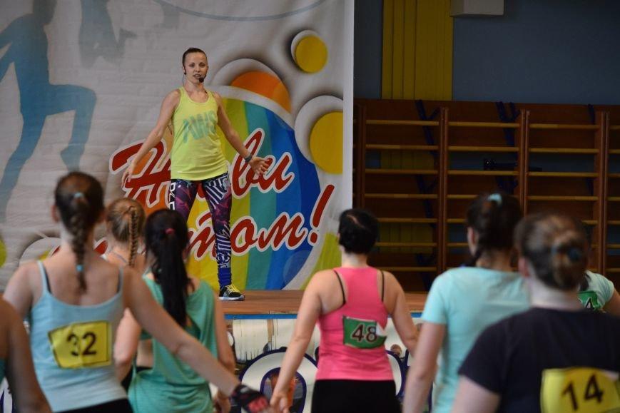 Балаковцы приняли участие в соревновательном марафоне по фитнесу (фото) - фото 1