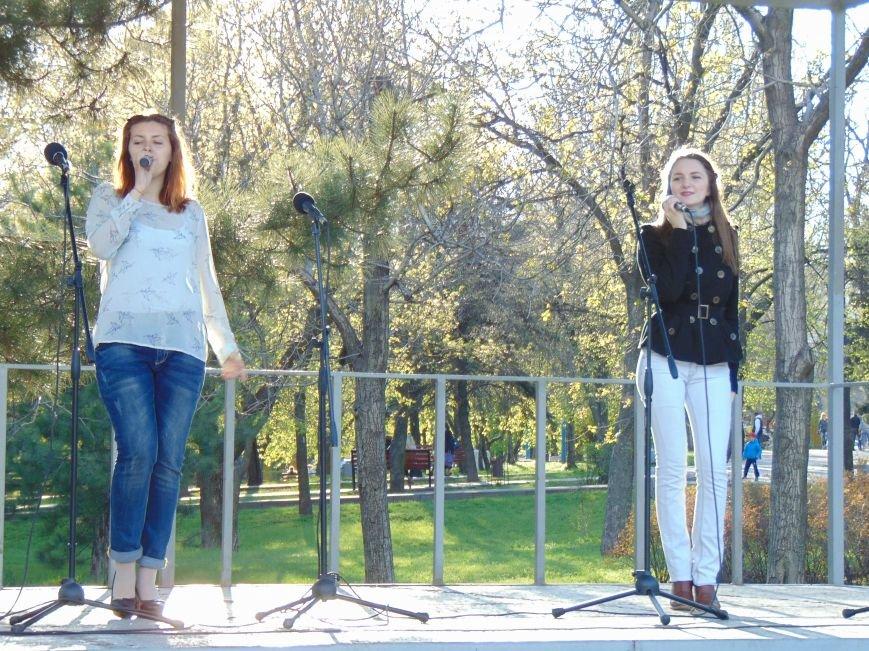 В Мариуполе концертами открыли парки и парковые зоны (ФОТО+ВИДЕО) (фото) - фото 2
