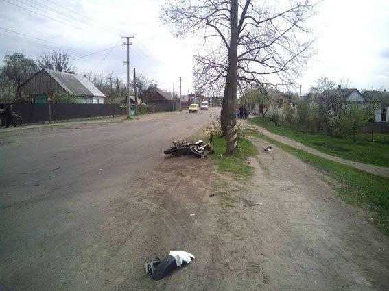 Дев'ятирічна сарненчанка загинула під колесами мотоцикла [ФОТО] (фото) - фото 2