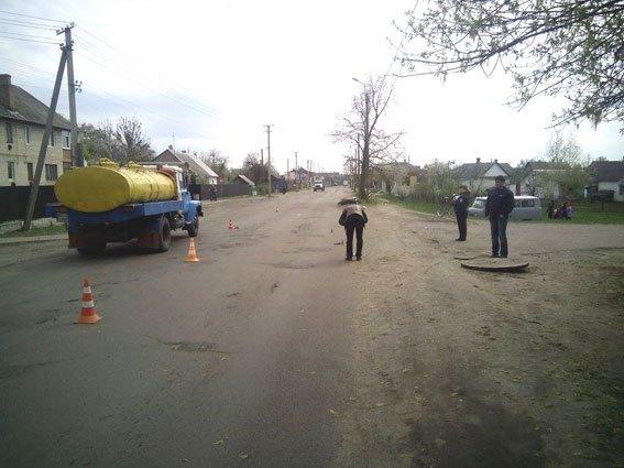 Дев'ятирічна сарненчанка загинула під колесами мотоцикла [ФОТО] (фото) - фото 3