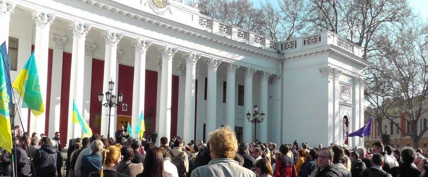 96ddc1024b8db08f27e43309847ee72c Одесский майдан: Море людей, депутаты и бомба