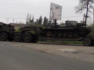 В Харцызске с моста упал танк «ДНР» — погиб один боевик (ФОТО) (фото) - фото 2