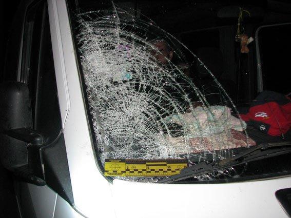 На Рівненщині у ДТП загинув пішохід [ФОТО] (фото) - фото 1
