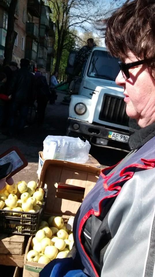 Мойва, семена, искусственные цветы и корзины: что продают в Кривом Роге в местах стихийной торговли (ФОТО), фото-6