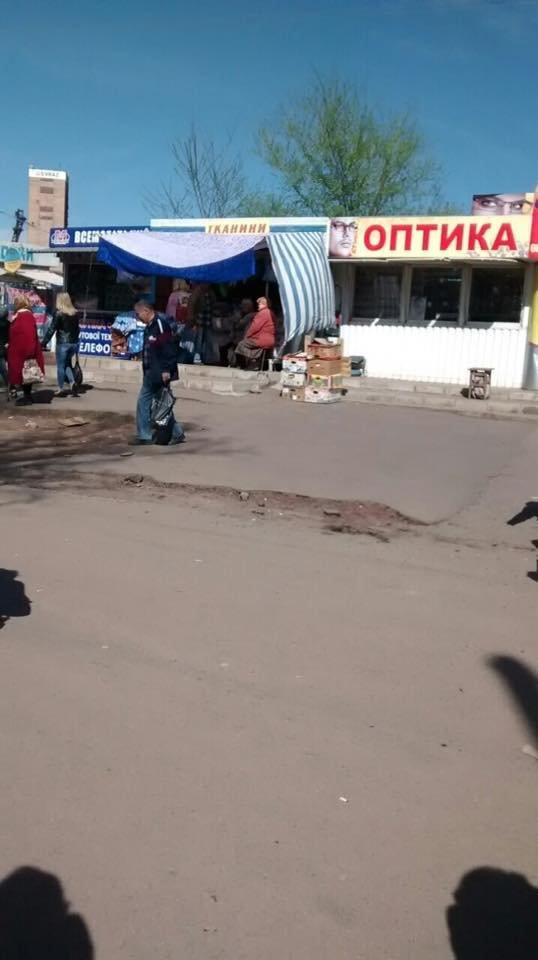 Мойва, семена, искусственные цветы и корзины: что продают в Кривом Роге в местах стихийной торговли (ФОТО), фото-7