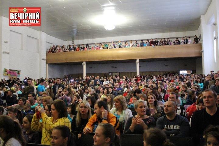 На Хмельниччині діти демонстрували свої таланти зірковому журі (Фото), фото-4