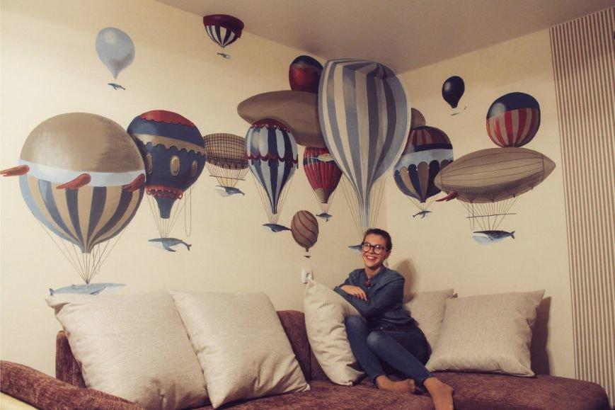 «Витебск – город с душой». Тома Прокофьева о китах, котах и о том, как живется молодому художнику в Беларуси (фото) - фото 4