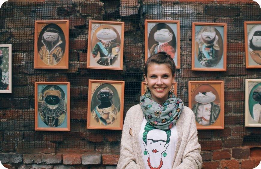 «Витебск – город с душой». Тома Прокофьева о китах, котах и о том, как живется молодому художнику в Беларуси (фото) - фото 1