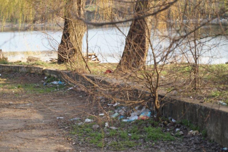 Спасут ли криворожане сквер или он превратится  в мусорную свалку? (ФОТО) (фото) - фото 3