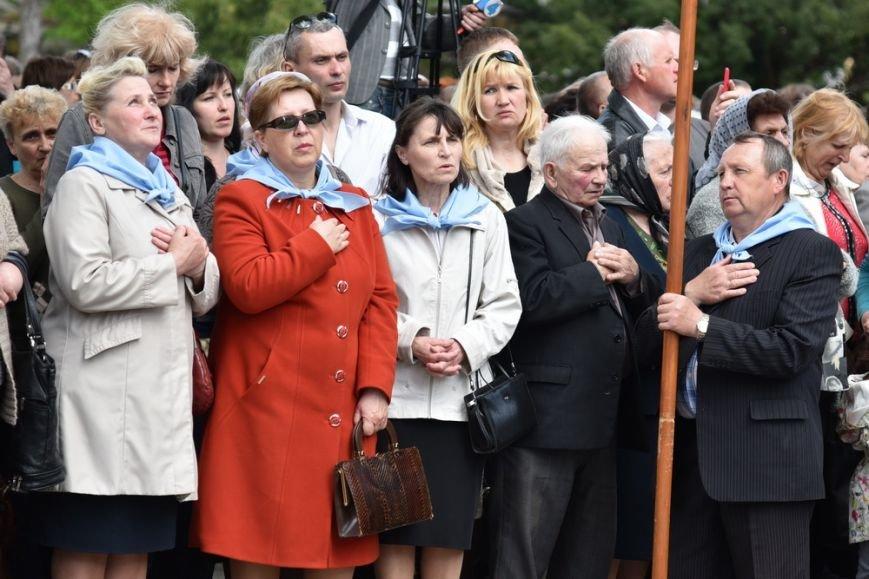 Тернополяни понад три години провели у молитві під час Хресної ходи (ФОТОРЕПОРТАЖ-2), фото-10