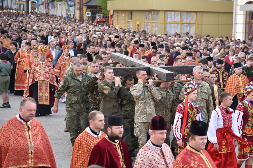 Тернополяни понад три години провели у молитві під час Хресної ходи (ФОТОРЕПОРТАЖ-2), фото-9