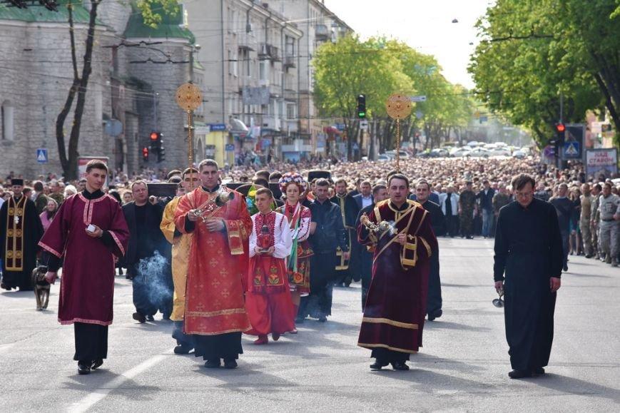 Тернополяни понад три години провели у молитві під час Хресної ходи (ФОТОРЕПОРТАЖ-2), фото-2