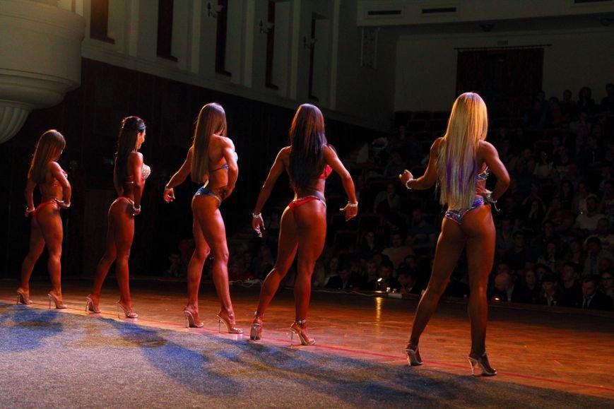 Горы мышц и красавицы в бикини: в Днепре прошел кубок по бодибилдингу и фитнесу (ФОТО, ВИДЕО), фото-1