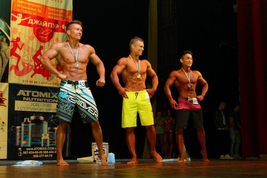 Горы мышц и красавицы в бикини: в Днепре прошел кубок по бодибилдингу и фитнесу (ФОТО, ВИДЕО), фото-40