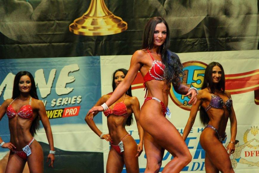 Горы мышц и красавицы в бикини: в Днепре прошел кубок по бодибилдингу и фитнесу (ФОТО, ВИДЕО), фото-25