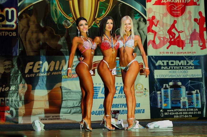 Горы мышц и красавицы в бикини: в Днепре прошел кубок по бодибилдингу и фитнесу (ФОТО, ВИДЕО), фото-44