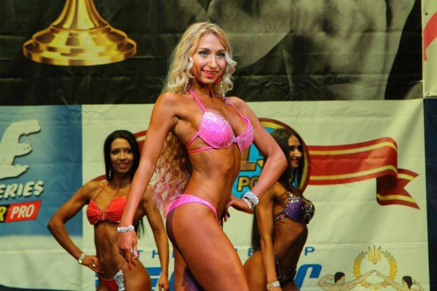 Горы мышц и красавицы в бикини: в Днепре прошел кубок по бодибилдингу и фитнесу (ФОТО, ВИДЕО), фото-26