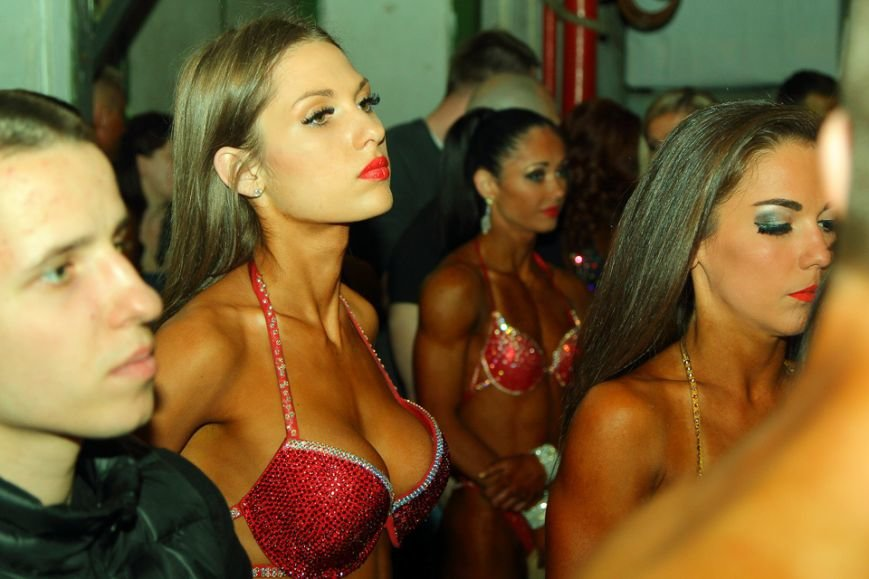 Горы мышц и красавицы в бикини: в Днепре прошел кубок по бодибилдингу и фитнесу (ФОТО, ВИДЕО), фото-39
