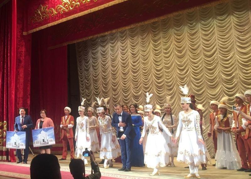 Курмангазы  - мост дружбы Астраханской и Мангистауской областей, фото-7