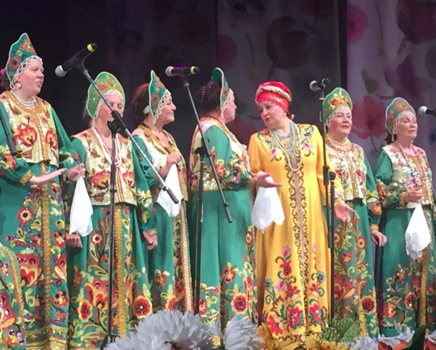 «Хор русской песни» отметил свое 45-летие, фото-6