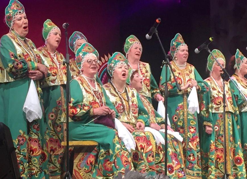«Хор русской песни» отметил свое 45-летие, фото-7