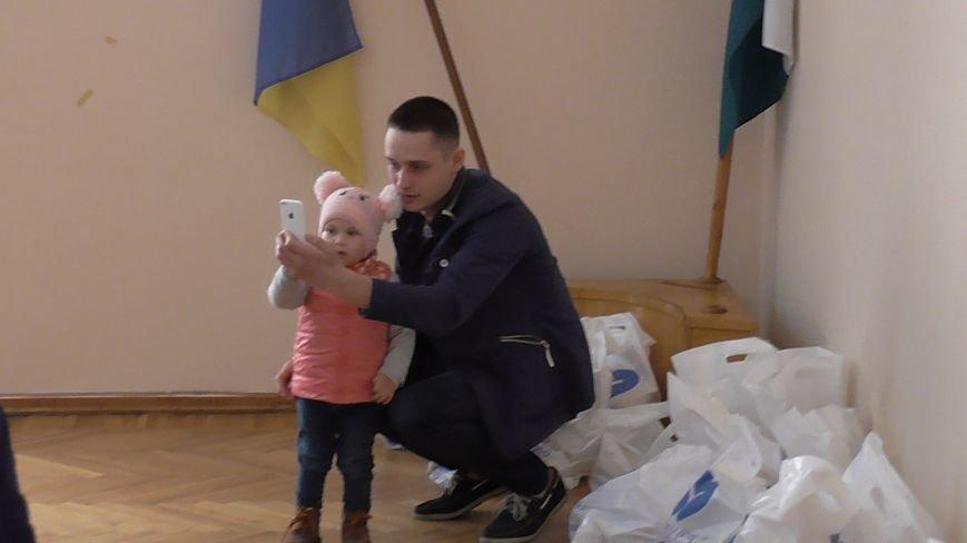 Переселенцы с Донбасса в Полтаве: