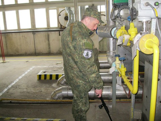 В Чернигове снова «заминировали» крупный завод (фото) - фото 1