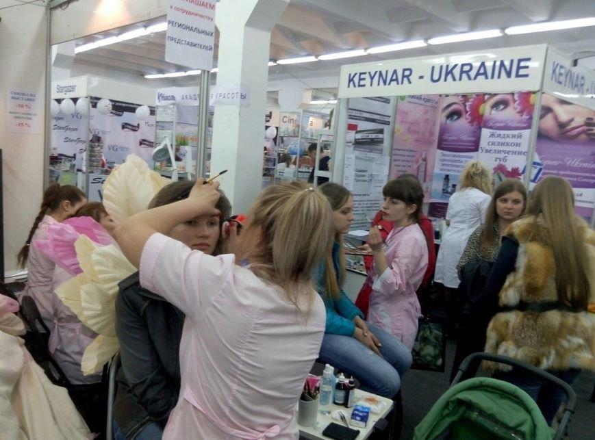 в Днепропетровске прошел фестиваль красоты