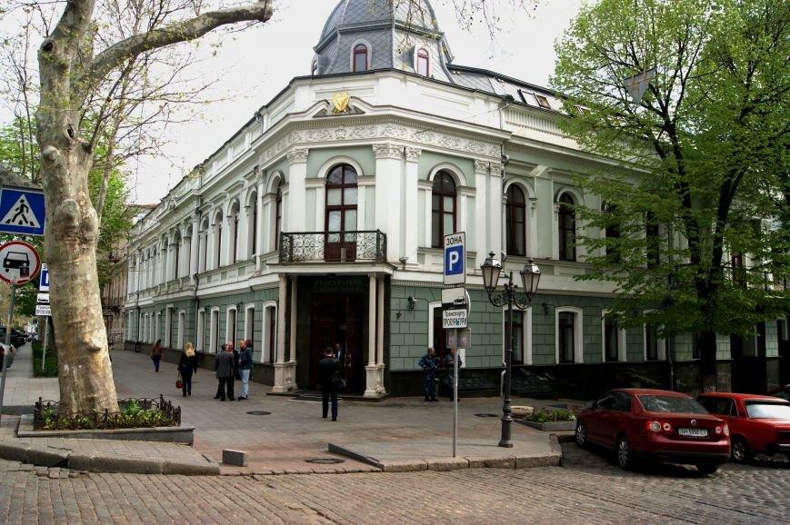 93e49cfec661ab9263cacb38e0744d5a Кошка с дому - мыши в пляс: Одесская прокуратура после майдана оживает старой жизнью