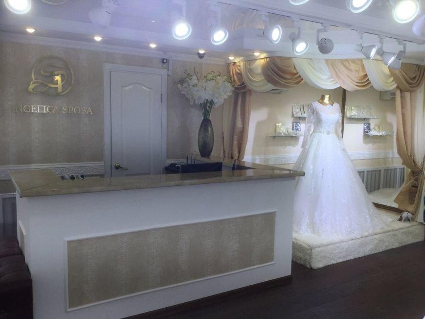 Приглашаем Вас в новый элитный свадебный салон - Идеал! (фото) - фото 4