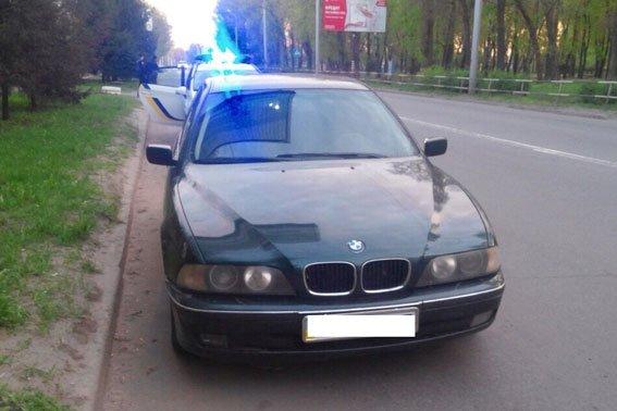 В Полтаве пьяный водитель дважды за ночь был остановлен полицейскими (фото) - фото 1