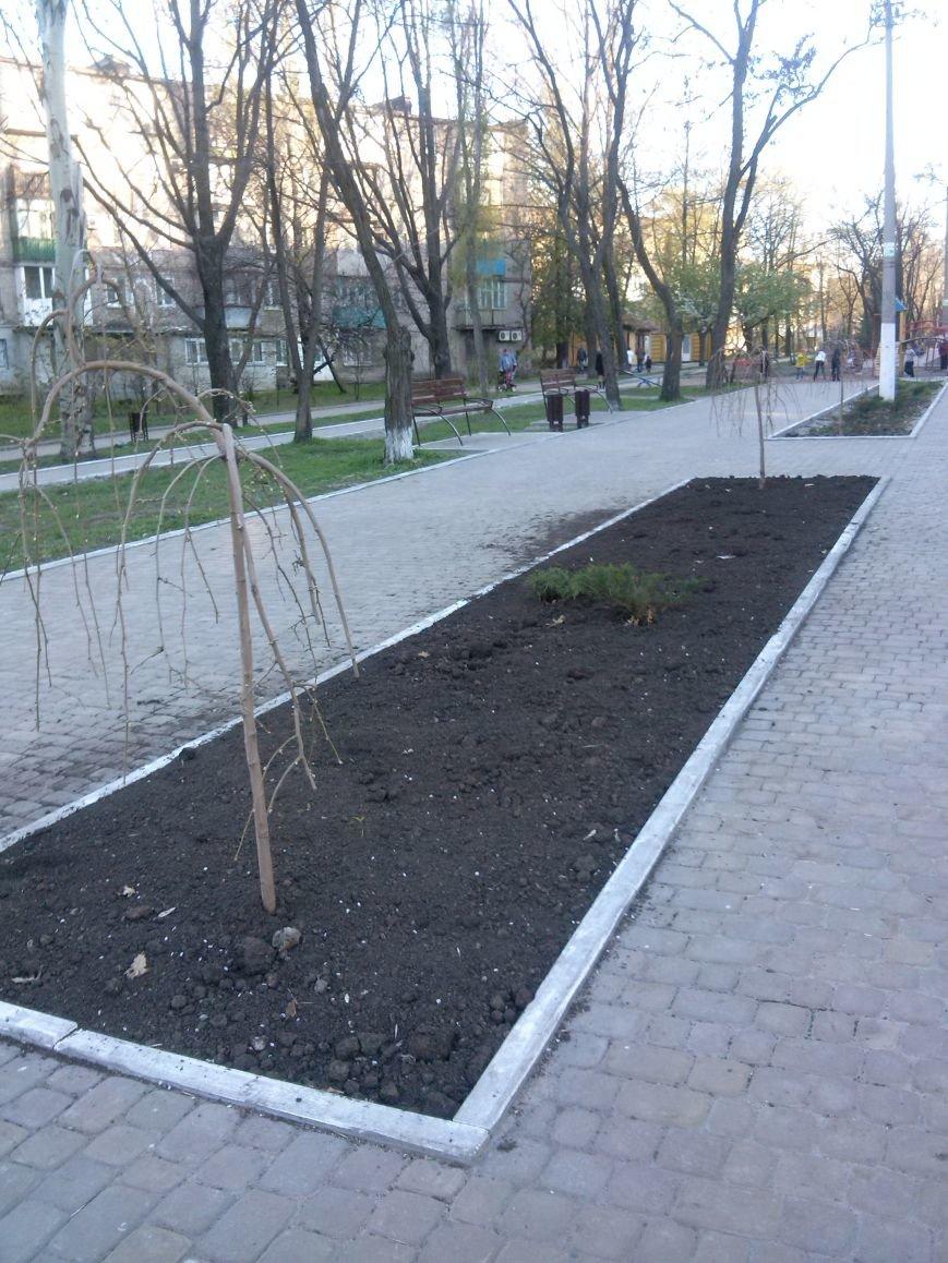 Ко Дню памяти трагедии Чернобыля в Мариуполе благоустроят бульвар Хмельницкого (ФОТО) (фото) - фото 3