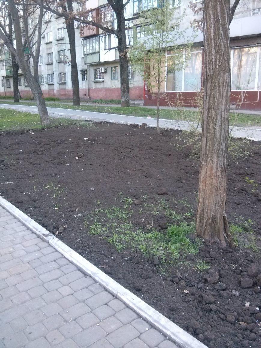 Ко Дню памяти трагедии Чернобыля в Мариуполе благоустроят бульвар Хмельницкого (ФОТО) (фото) - фото 1