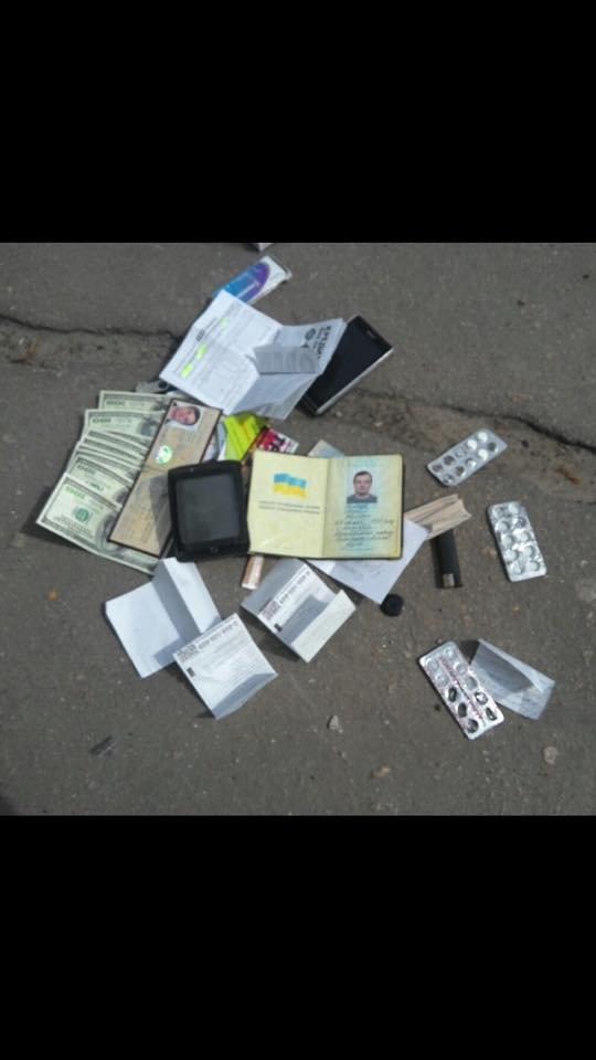 В Харькове военный погорел на взятке (фото) - фото 1