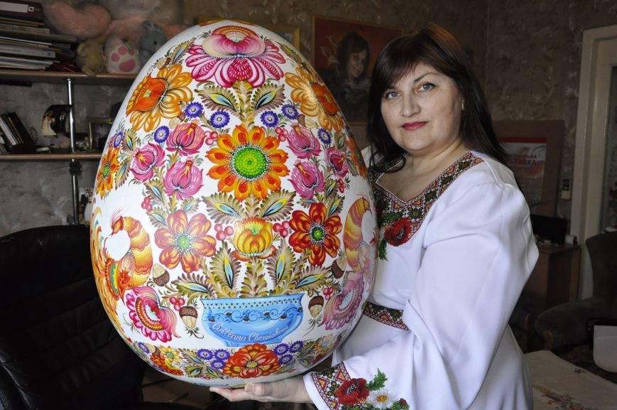 В Киеве откроется пасхальный фестиваль писанок, фото-8
