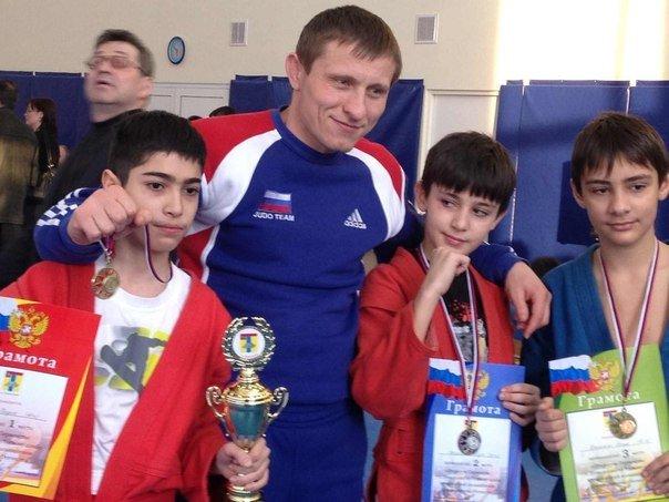 Абакар Османов: Я считаю, спорт для детей должен быть бесплатным (фото) - фото 3