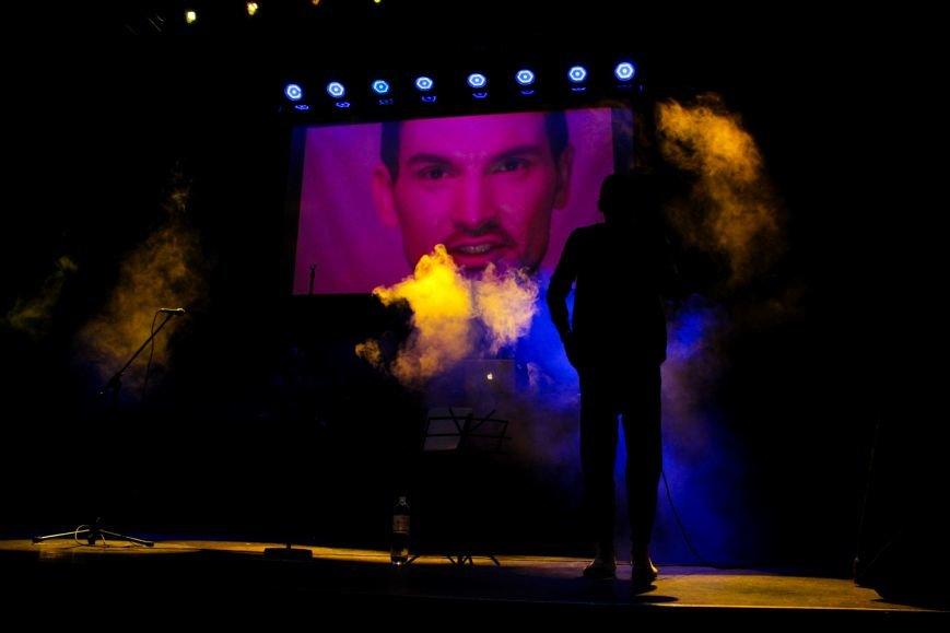 В Киеве состоялся большой клубный концерт Сергея Сысуева, фото-5