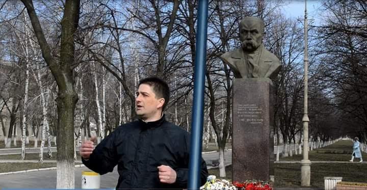"""В штабе """"Батькивщины"""" вспоминали зверски убитого в Горловке патриота Владимира Рыбака, фото-5"""