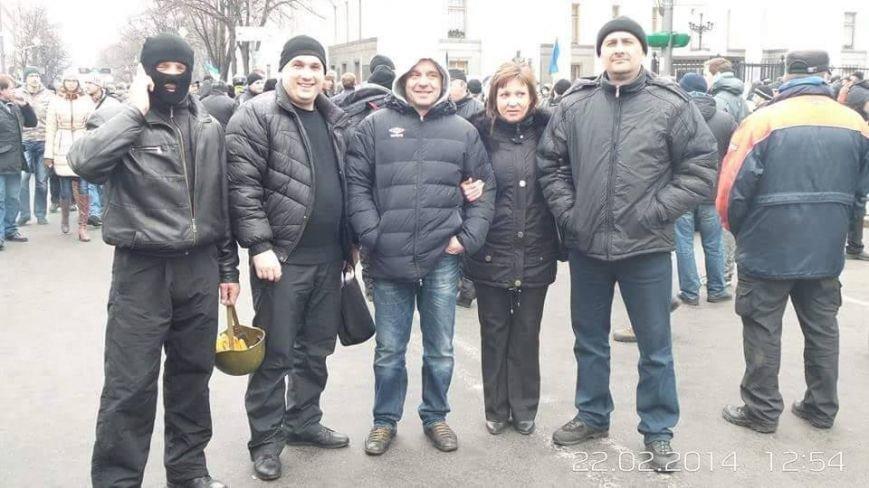 """В штабе """"Батькивщины"""" вспоминали зверски убитого в Горловке патриота Владимира Рыбака, фото-3"""