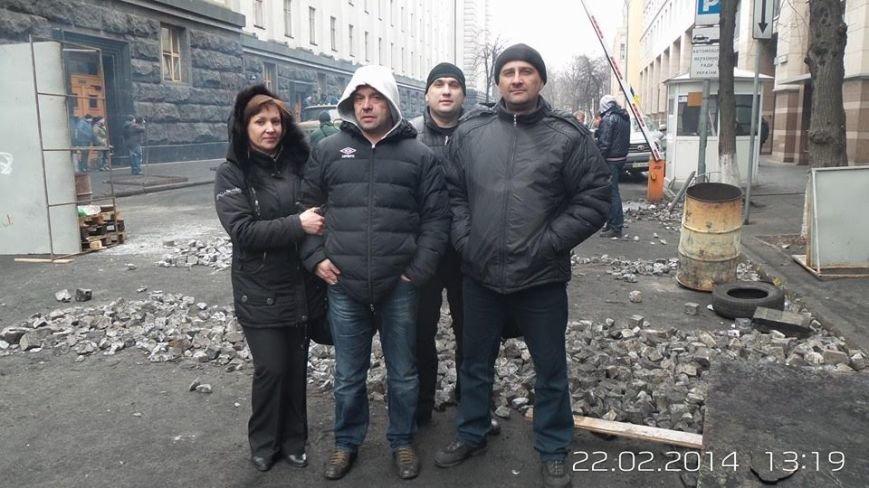 """В штабе """"Батькивщины"""" вспоминали зверски убитого в Горловке патриота Владимира Рыбака, фото-2"""