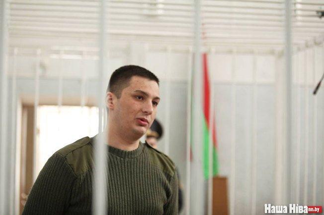 Новополочанин, принимавший участие в боевых действий на Донбассе, предстал перед судом в Минске, фото-1