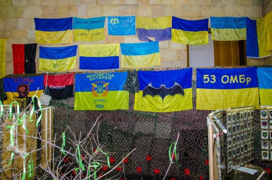 Самую большую в Украине выставку шевронов открыли на Днепропетровщине (ФОТО) (фото) - фото 4
