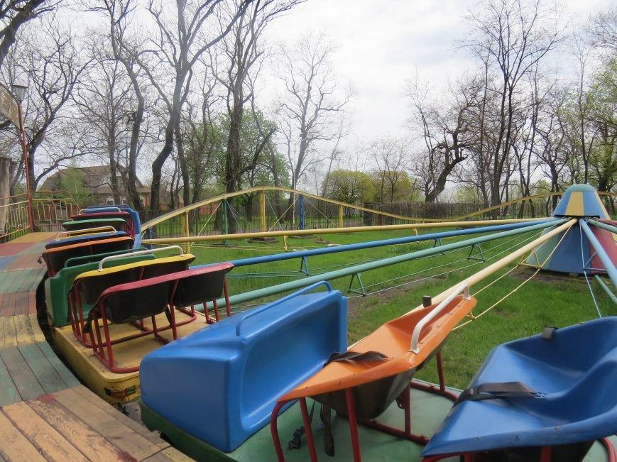 В Мариуполе парки открылись наполовину. Цены на аттракционы взлетели (ФОТОРЕПОРТАЖ), фото-18