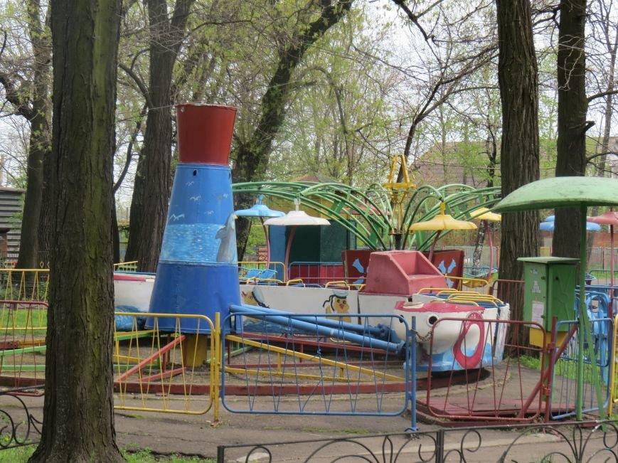 В Мариуполе парки открылись наполовину. Цены на аттракционы взлетели (ФОТОРЕПОРТАЖ), фото-13
